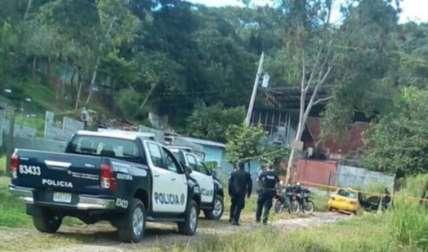 Paraje donde se ubicó el auto de los sicarios.  Foto Raymundo Rivera Corresponsal