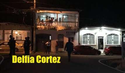 El homicidio de la menor ocurrió la noche del miércoles en Villa María, en Colón.  Foto Delfia Cortez Corresponsal