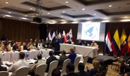 Autoridades de diversos países participaron del evento. Foto: Jean Carlos Díaz