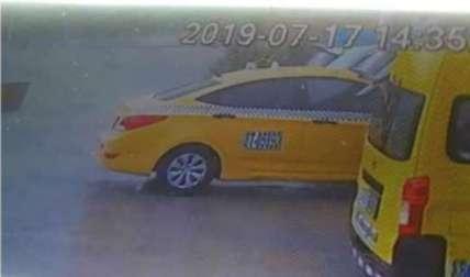 Luego del hecho, la Policía Nacional ordenó hacer operativos en Las Cumbres, pero no fue ubicado el taxi. Foto: Redes Sociales